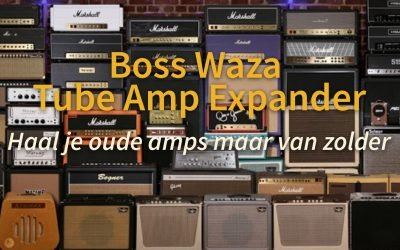 Boss Tube Amp Expander